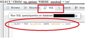 SQL as you have seen in the below image