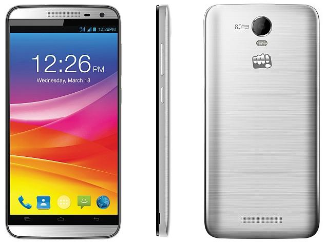 Micromax Canvas Juice 2 specifications