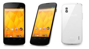 LG Nexus 4 specification