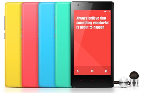 Xiaomi Redmi 1S specifications