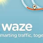 Waze with Simplified User Interface on Android
