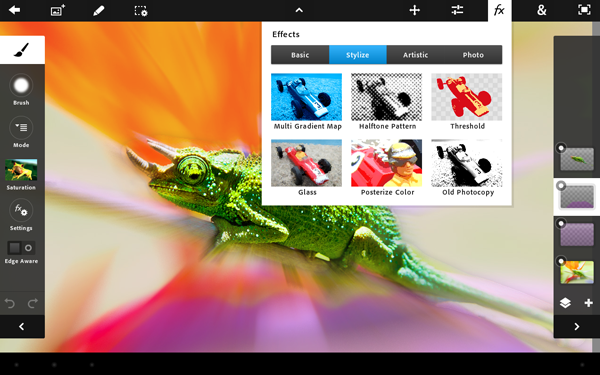 3 Photoshop Apps for Android