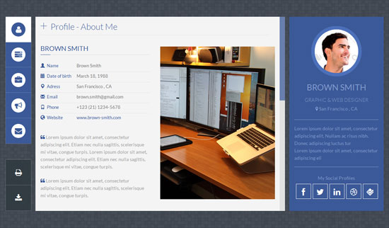 Free Templates Download for Website