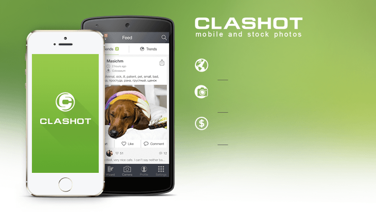 Clashot Android App Review