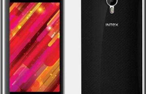 Intex Cloud Glory 4G