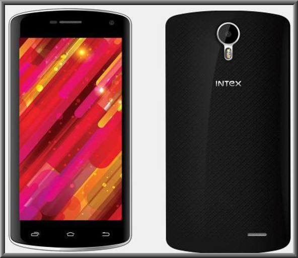 Intex Cloud Glory 4G Specs, Features and Price in India