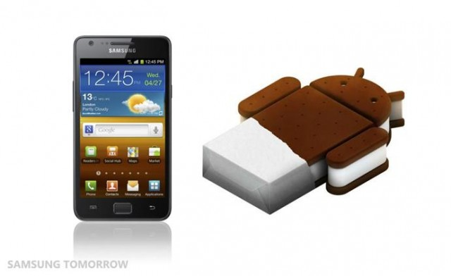 Android 4.0 Ice Cream Sandwich Phones