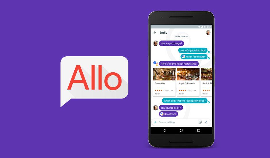 Google Allo: Google's New Smart Messaging App