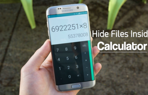Do you wan to learn how you can lock Your Android Smartphone? then find out how you can lock your smartphone within seconds with your calculator