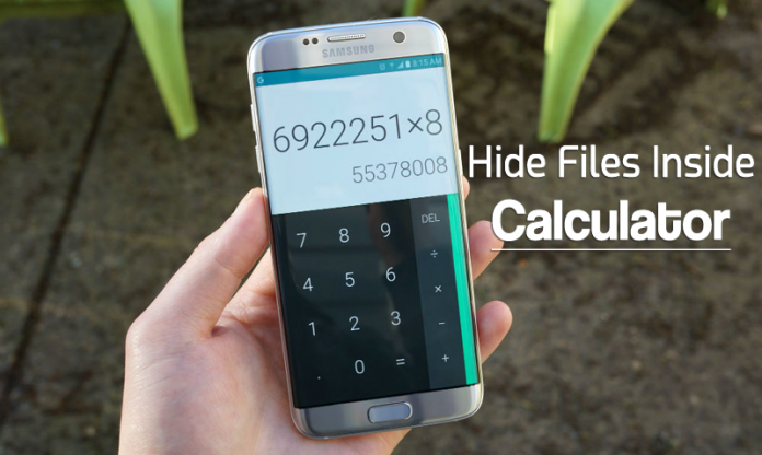 How To: Hide Files & Folders Inside Calculator On Android