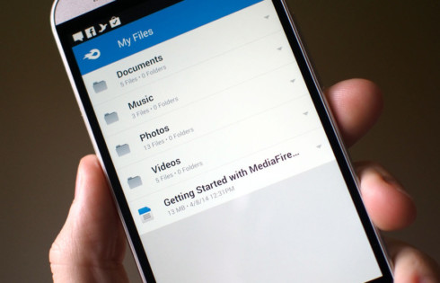 Mediafire Android App Premium Account Review, which will reveal the awesome uses which cannot be surpassed by the Storage Giants.