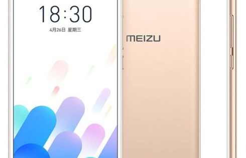 Meizu E2 with massive battery
