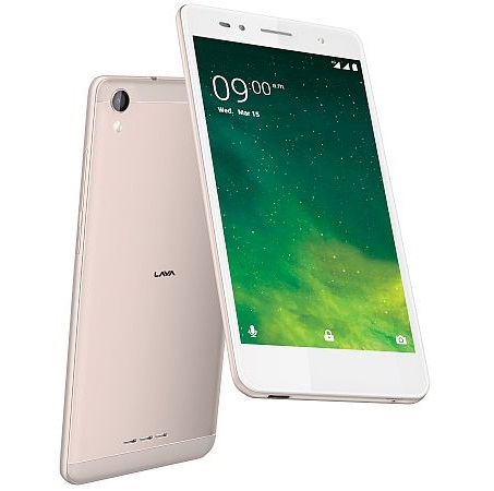 lava z10 with increased performance with 3 GB RAM.