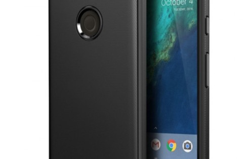 google pixel xl with high resolution display.