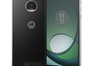 moto Z play with huge battery.