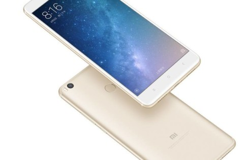 xiaomi Mi Max 2 with 4 GB RAM