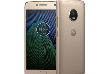 Moto G5 Plus Vs Lenovo P2