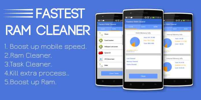 Top 10 Best RAM Cleaner Apps for Android Devices 2018