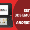 Ninetando 3DS Emulator for Android