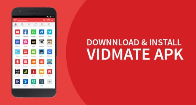 Download Vidmate App 3.34 for Android Free Latest Version