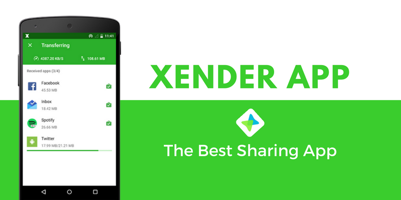 Download Xender v3.4.0119 APK for Android