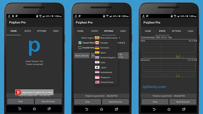 How to Download Psiphon Apk for Android Free Latest Version