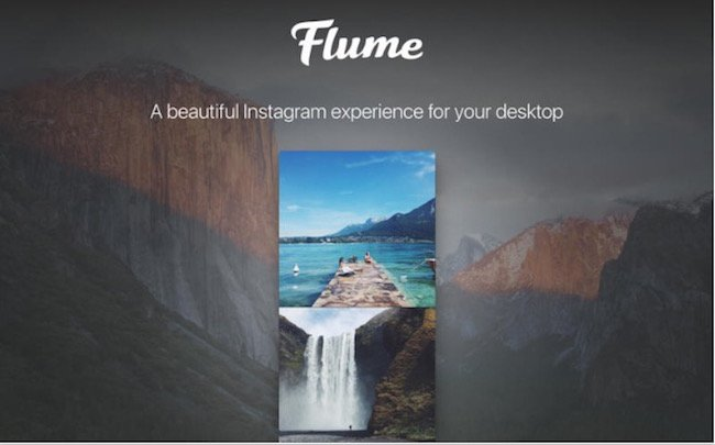 Flume - Instagram Apps for Mac