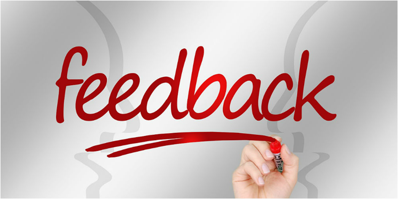 For customer service and feedback need internet