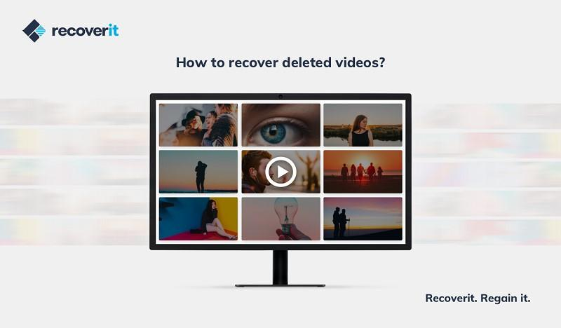 Recoverit by Wondershare-The best programs to recover files deleted by mistake