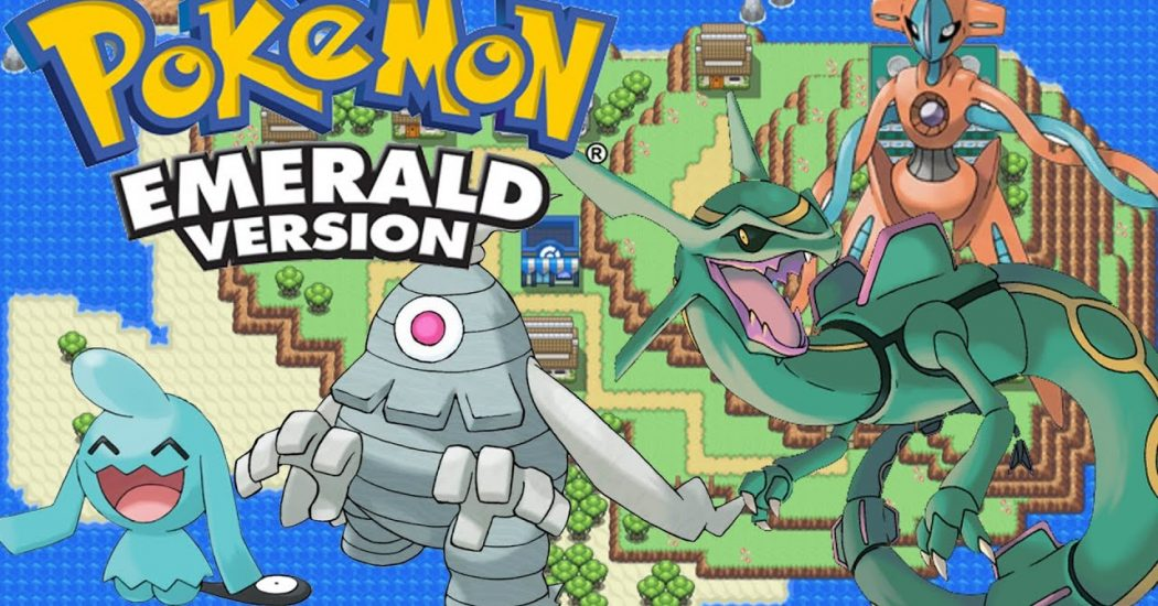 pokémon-emerald-rom-games