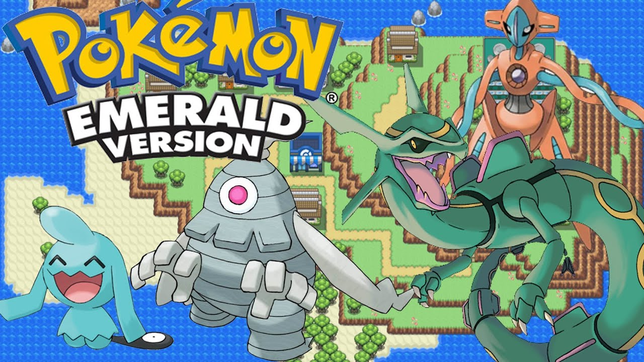 Pokémon Emerald Rom - How to Download and Play GBA Games?