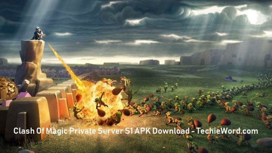 Download Clash of Magic private server S1 Apk-Best COC private server