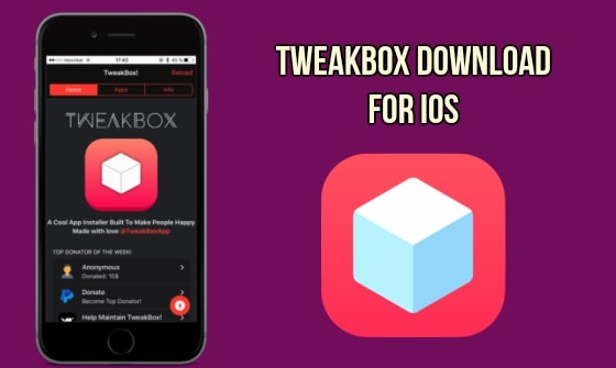 TweakBox App Download for iOS Device Latest Version !!