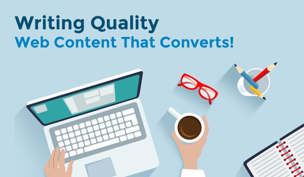 Write an Impeccable Website Content With These Tips