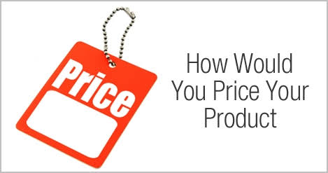 How To Price Your Product Effectively