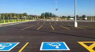 Types of Parking Spaces