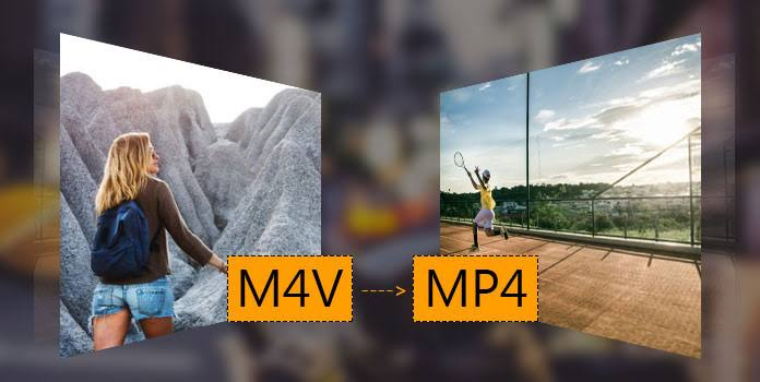 Converting videos from m4v to mp4 through the best, and trusted the source