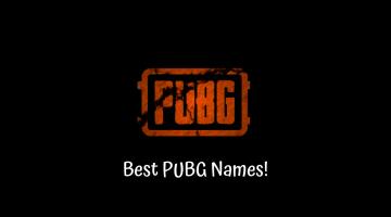 Best-PUBG-Names