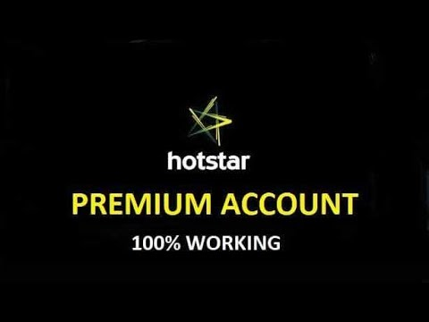 Hotstar-Premium-Accounts