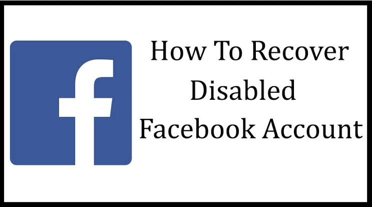 how-to-recover-disabled-facebook