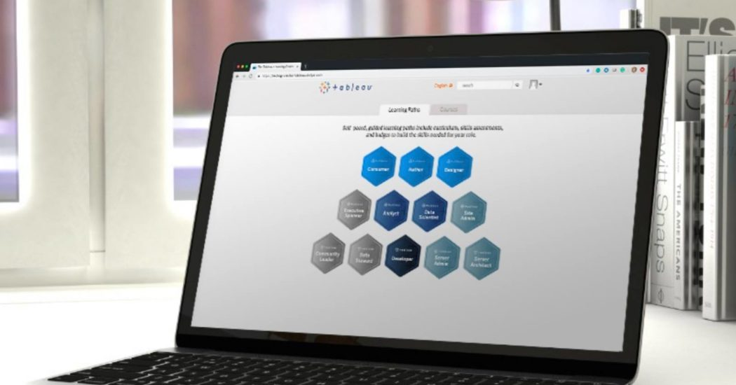 Resources To Learn Tableau Online