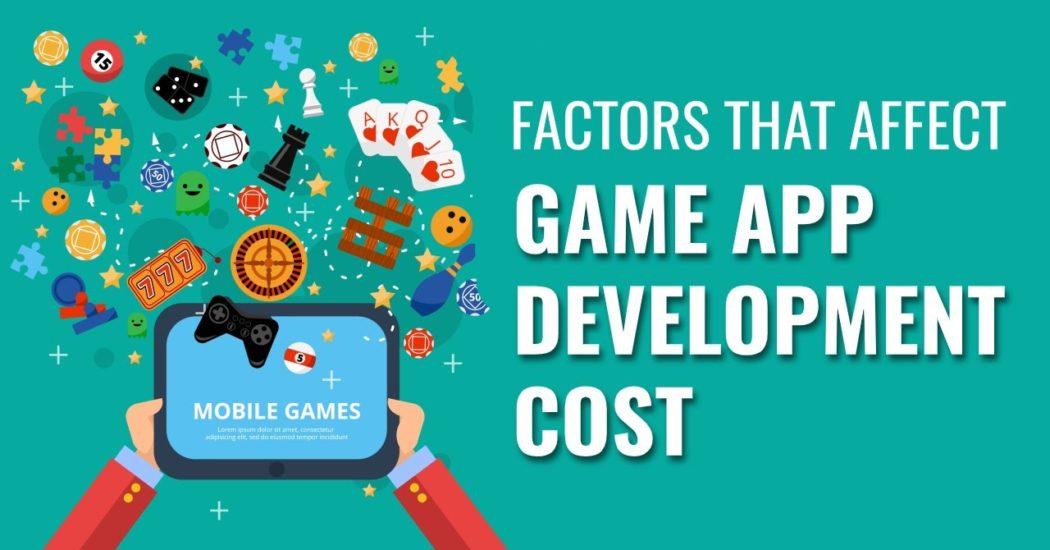 Game App Development Cost: